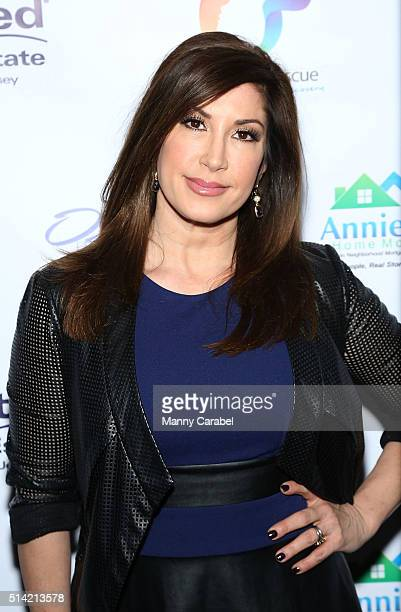 Jacqueline Laurita attends 'A Night of Hope ' Presented by United Real Estate ABC Generation Rescue at The Brownstone on March 7 2016 in Paterson New...