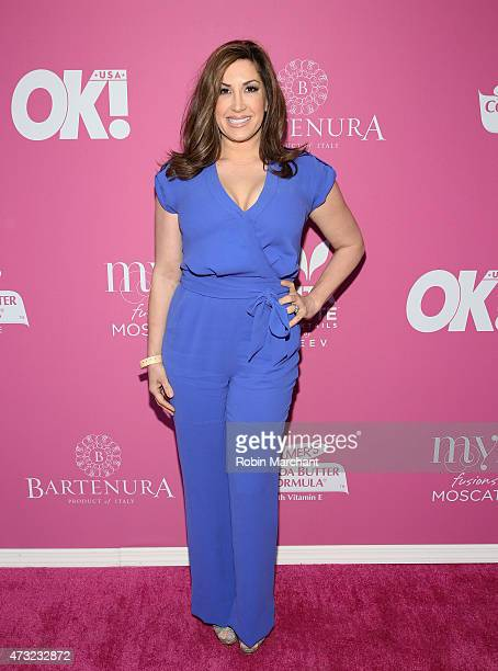 Jacqueline Laurita attends OK Magazine's So Sexy NYC Event at HAUS Nightclub on May 13 2015 in New York City