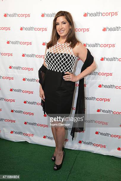 Jacqueline Laurita attends the 9th Annual HealthCorps' Gala at Cipriani Wall Street on April 29 2015 in New York City