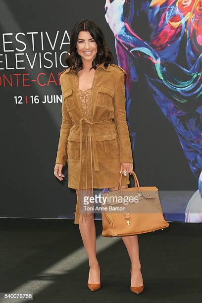 Jacqueline MacInnes Wood attends 'The Bold and The Beautiful' Photocall as part of the 56th Monte Carlo Tv Festival at the Grimaldi Forum on June 13...