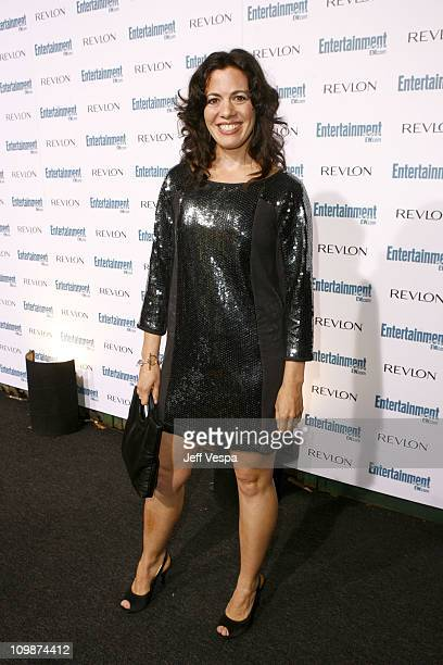 Jacqueline Mazarella arrives at Entertainment Weekly's 6th annual pre-Emmy celebration presented by Revlon at the Historic Beverly Hills Post Office...