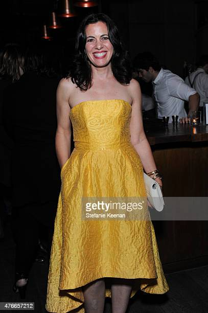 Jacqueline Mazarella attends Live From New York Los Angeles Premiere After Party at Hinoki The Bird on June 10 2015 in Los Angeles California