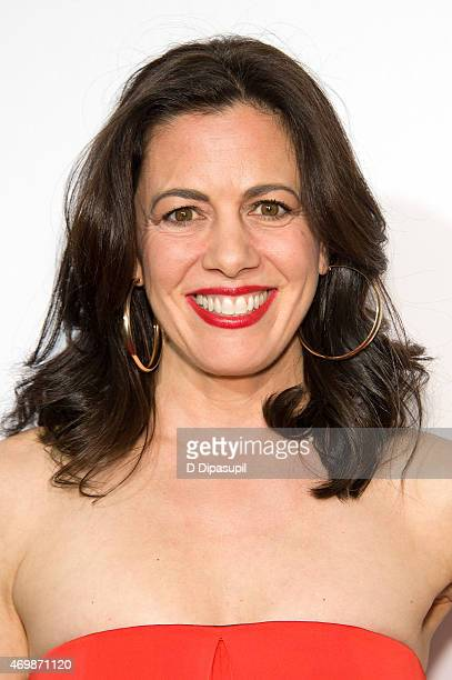 """Jacqueline Mazarella attends the world premiere of """"Live From New York"""" during the 2015 Tribeca Film Festival at The Beacon Theatre on April 15, 2015..."""
