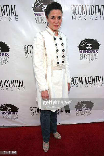 Jacqueline Mazarella during Los Angeles Confidential Magazine Pre-Emmy Party Honoring Kyra Sedgwick - Presented by Hendrix Electric Vodka - August...