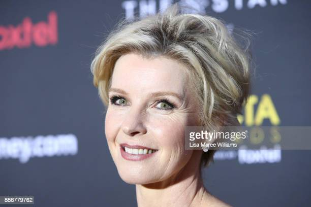 Jacqueline McKenzie attends the 7th AACTA Awards Presented by Foxtel | Ceremony at The Star on December 6 2017 in Sydney Australia