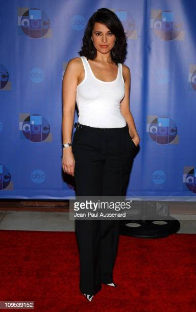 Jacqueline Obradors during ABC AllStar Party at Astra West in West Hollywood California United States