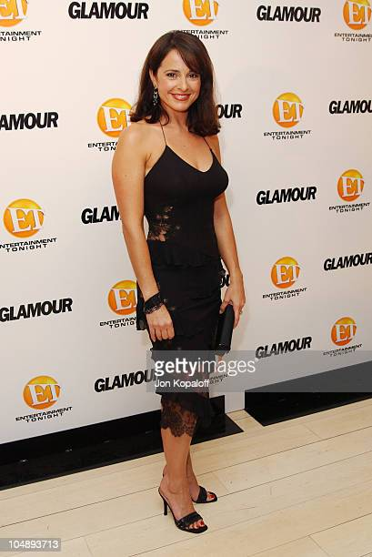 Jacqueline Obradors during Entertainment Tonight Glamour Magazine Celebrate The 55th Annual Emmy Awards at Mondrian Hotel in West Hollywood...