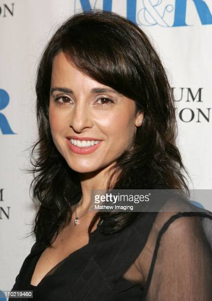 Jacqueline Obradors during The Museum of Television Radio Presents The 22nd Annual William S Paley Television Festival NYPD Blue Arrivals at The...