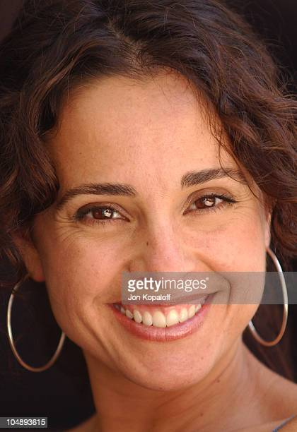 Jacqueline Obradors during The Silver Spoon Beauty Buffet Sponsored By Allure at Private Residence in Hollywood California United States