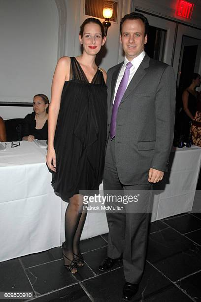Jacqueline Sackler and Mortimer Sackler attend NEW YORKERS FOR CHILDREN 2007 Fall Gala at 583 Park Avenue on September 18 2007 in New York City