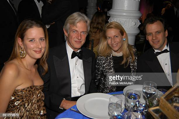 Jacqueline Sackler Andy Soriano Elektra Toub and attend The Henry Street Settlement 2005 Dinner Dance and Auction at The Puck Building on October 25...