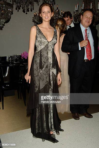 Jacqueline Sackler attends GIORGIO ARMANI hosts the Young Collectors Council 2006 Artist's Ball at The Guggenheim Museum on December 14 2006 in New...