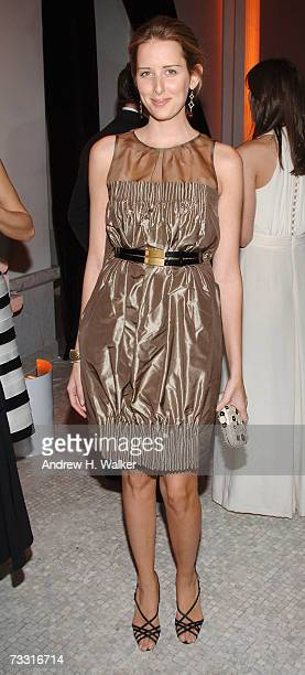Jacqueline Sackler attends The American Museum of Natural History's Annual Winter Dance on February 13 2007 in New York City