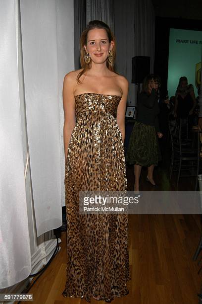 Jacqueline Sackler attends The Henry Street Settlement 2005 Dinner Dance and Auction at The Puck Building on October 25 2005 in New York City