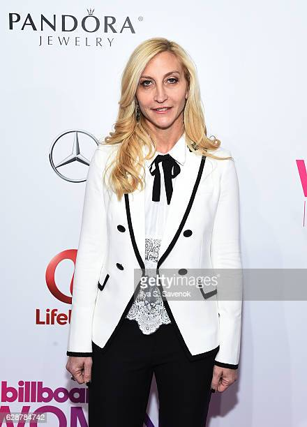 Jacqueline Saturn attends Billboard Women In Music 2016 airing December 12th On Lifetime at Pier 36 on December 9 2016 in New York City