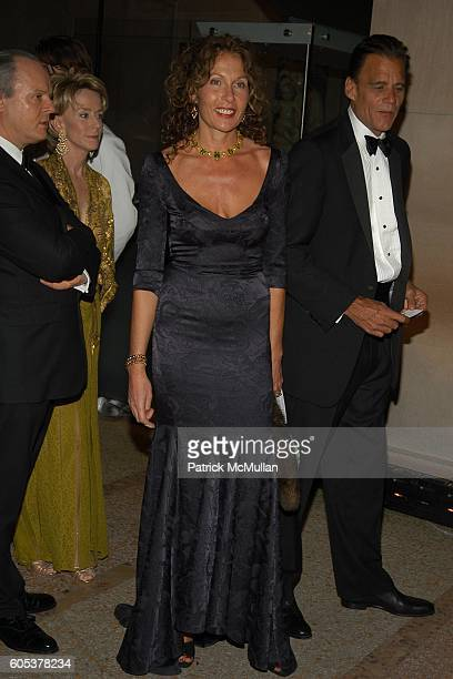 Jacqueline Schnabel and Chuck Bennett attend The Metropolitan Museum of Art Costume Institute Spring 2006 Benefit Gala celebrating the exhibition...