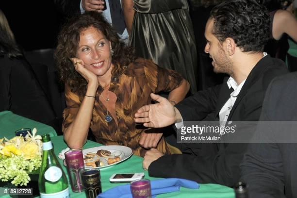 Jacqueline Schnabel attends DIANE VON FURSTENBERG Dinner In Honor Of CARLOS JEREISSATI at DVF Studios on May 18 2010 in New York City