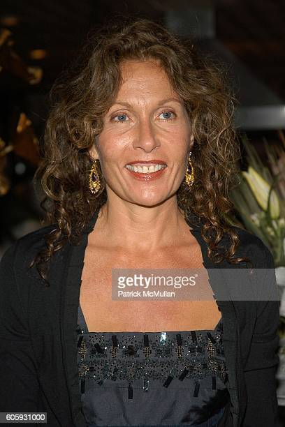 Jacqueline Schnabel attends MARNI Dinner for Consuelo Castiglioni at The Home of Jacqueline Schnabel on April 29, 2006 in New York City.