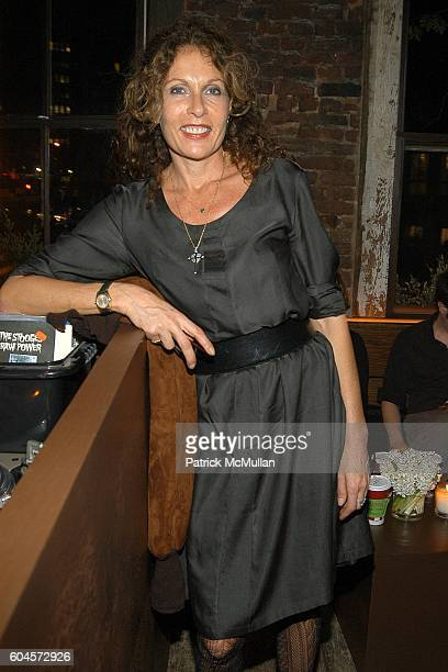 Jacqueline Schnabel attends MULBERRY Launch Party at 5 Ninth on November 29 2006 in New York City