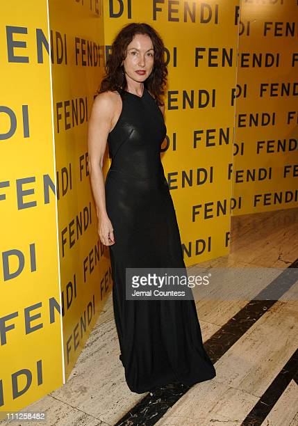 """Jacqueline Schnabel during Fendi Presents """"The All Hollows Eve Party"""" at 25 Broadway in New York City, New York, United States."""