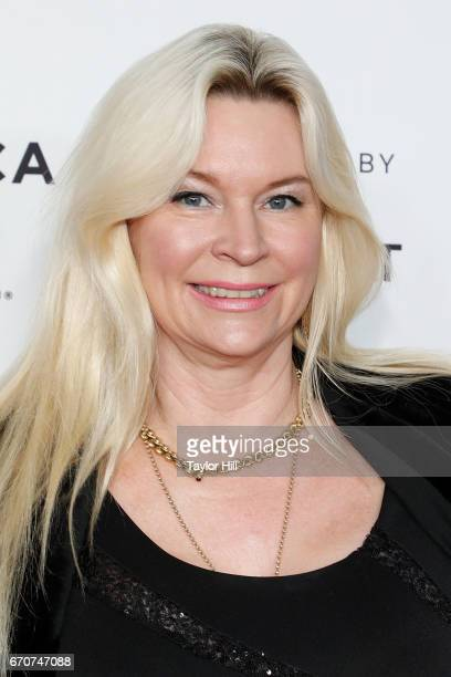 """Jacqueline Siegel attends the """"Clive Davis: The Soundtrack Of Our Lives"""" 2017 Opening Gala of the Tribeca Film Festival at Radio City Music Hall on..."""