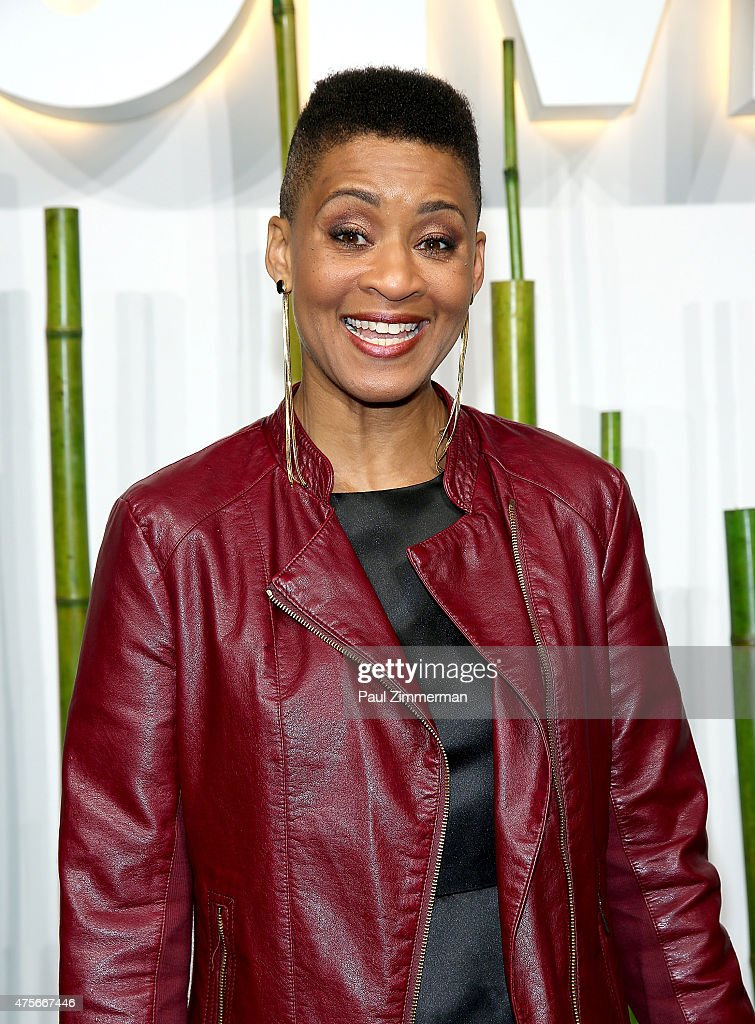 Jacqueline Stewart attends the 2015 Museum of Modern Art Party In The Garden and special salute to David Rockefeller on his 100th Birthday at Museum of Modern Art on June 2, 2015 in New York City.