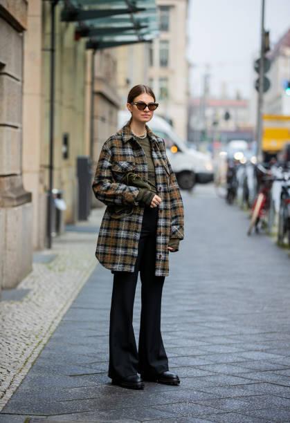 DEU: Street Style - Berlin - November 27, 2020
