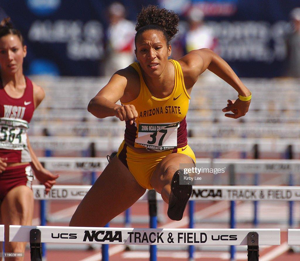 NCAA Track & Field Championships - June 9, 2006 : News Photo