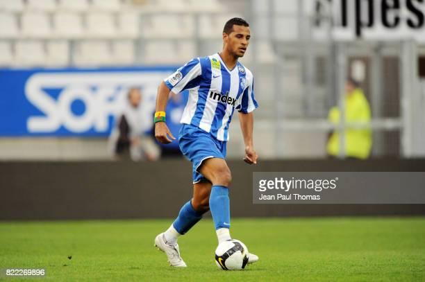 Jacques Alaixys ROMAO Grenoble / Lorient 30eme journee de Ligue 1 Stade des Alpes Grenoble