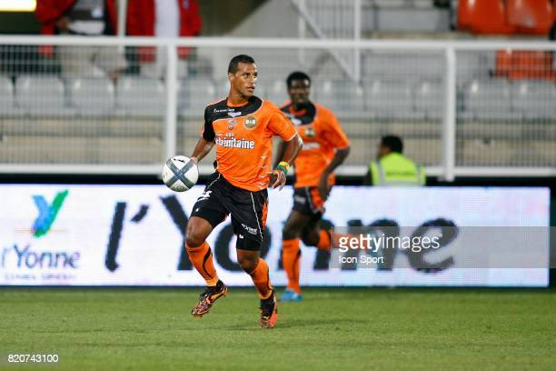 Jacques Alaixys Romao Auxerre / Lorient 1er journee de Ligue 1