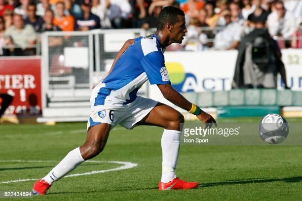 Jacques Alaixys ROMAO Boulogne sur Mer / Grenoble 2eme journee de Ligue 1 Stade de la Liberation Boulogne sur Mer