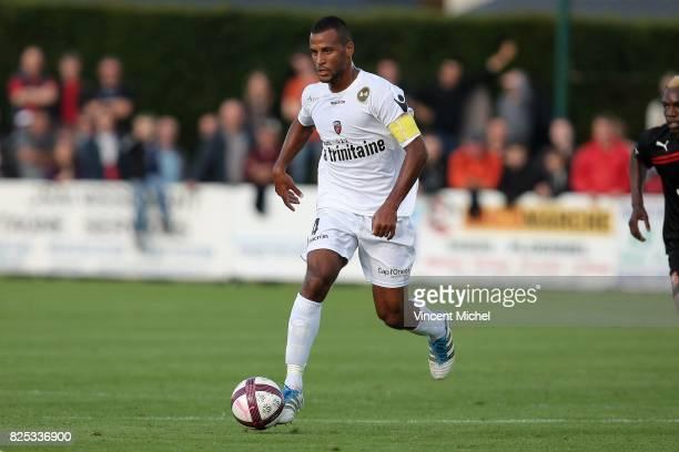 Jacques Alaixys ROMAO Rennes / Lorient match de preparation Ploermel
