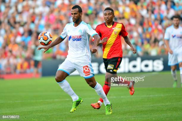 Jacques Alaixys Romao Lens / Marseille Match Amical Photo Dave Winter / Icon Sport
