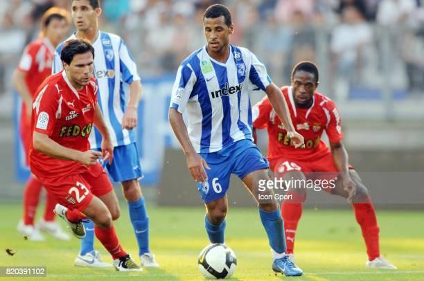 Jacques ALAIXYS ROMAO Grenoble / Monaco 4eme journee de Ligue 1