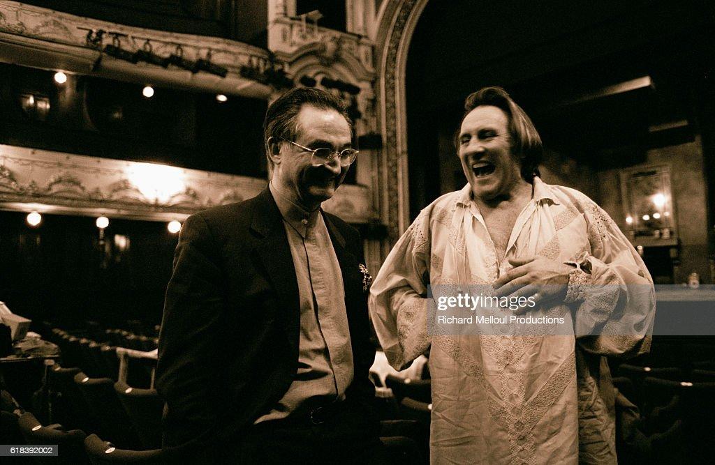 Theater Play Les Portes du Ciel : Photo d'actualité