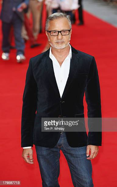 Jacques Azagury attends the World Premiere of 'Diana' at Odeon Leicester Square on September 5 2013 in London England