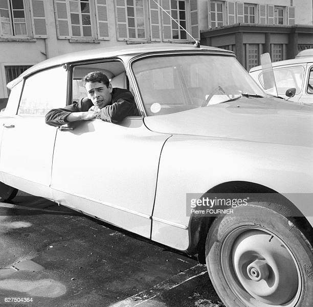 Jacques Brel behind the wheel of a Citroen DS Jacques Brel was a Belgianborn singersongwriter and actor whose songs were known for their passion...