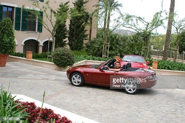 Jacques Breuer Frauen bei MazdaEvent Hotel Mardavall Costa d'en Blanes Calvia Insel Mallorca Balearen Spanien ProdNr 585/2006 Veranstaltung...