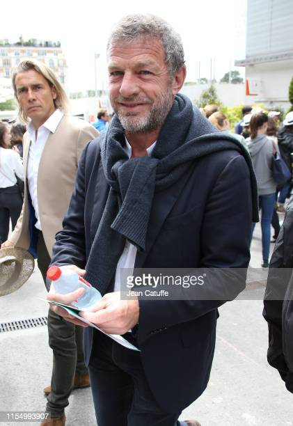 Jacques Bungert attends the men's final during day 15 of the 2019 French Open at Roland Garros stadium on June 9 2019 in Paris France