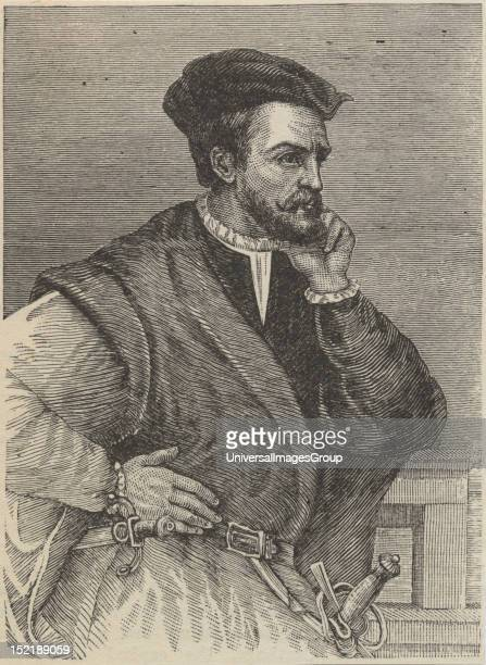 Jacques Cartier was a French explorer of Breton origin who claimed what is now Canada for France, He was the first European to describe and map the...