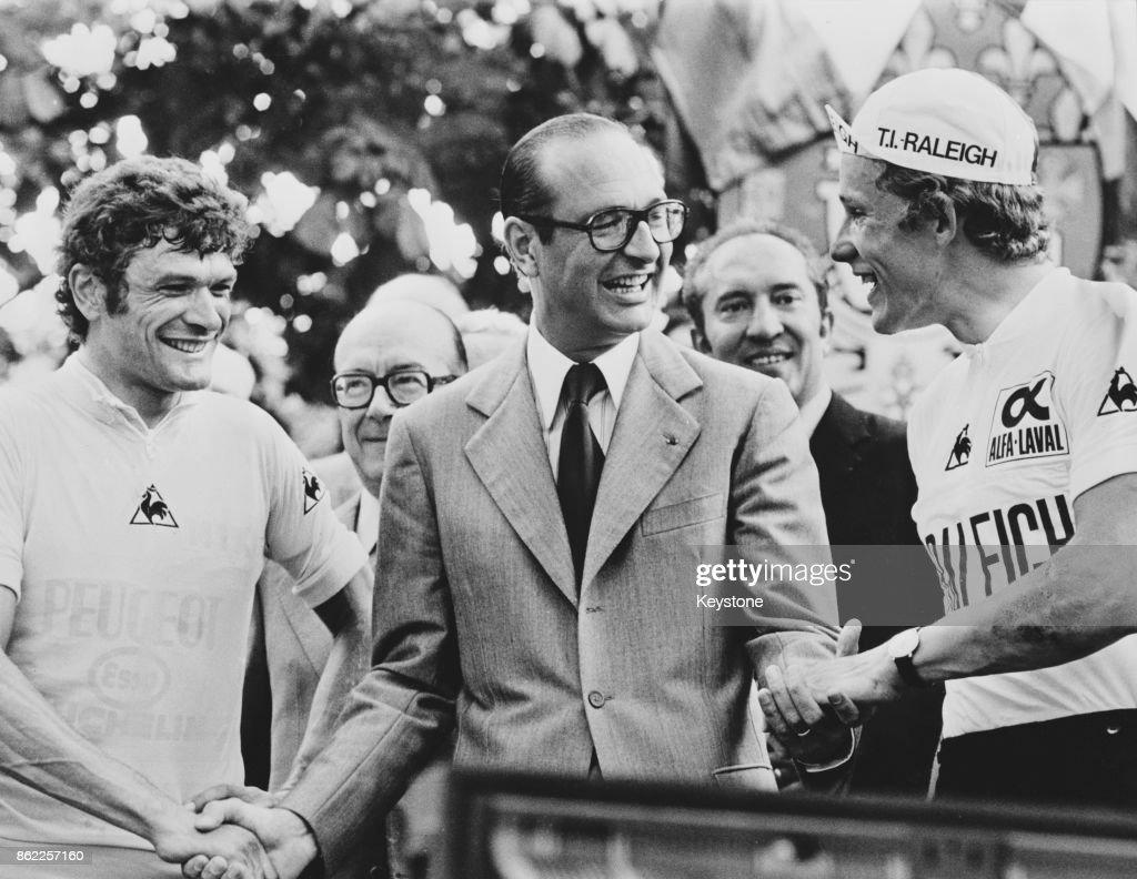 Tour De France 1977 : Photo d'actualité