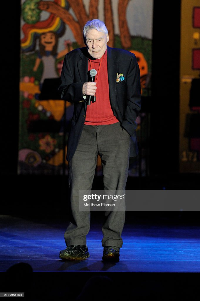 Jacques d'Amboise attends the National Dance Institute's (NDI) 40th Anniversary Annual Gala at PlayStation Theater on April 18, 2016 in New York City.