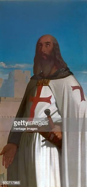 Jacques de Molay Grand Master of the Knights Templar Found in the collection of Musée de l'Histoire de France Château de Versailles