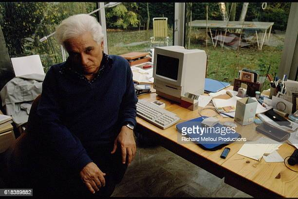 Jacques Derrida the father of 'deconstructionism'