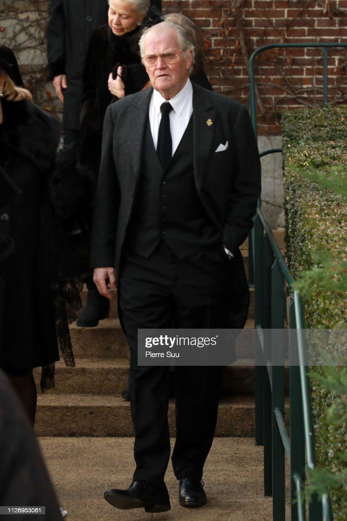 jacques d 39 orleans attends the funeral of prince henri of orleans news photo getty images. Black Bedroom Furniture Sets. Home Design Ideas