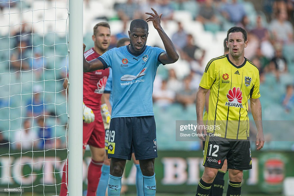Soccer - A-League - Sydney FC vs. Wellington Phoenix : News Photo