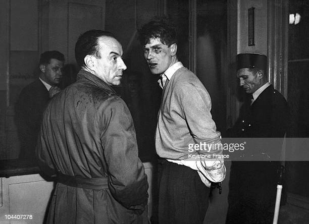 Jacques FESCH the son of a former bank director was arrested in Paris on February 25 1954 after having committed a holdup at a currency exchange...