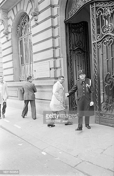 Jacques Gandouin Prefect Of The Sarthe En avril 1975 le préfet de la Sarthe Jacques GAUDOUIN A été suspendu par le ministre de l'intérieur Michel...