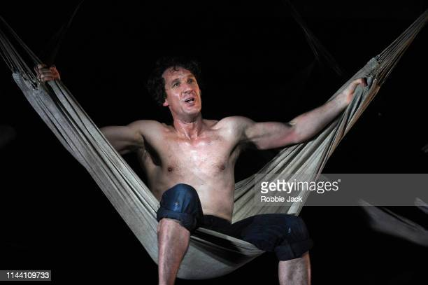Jacques Imbrailo as Billy Budd in The Royal Opera's production of Benjamin Britten's Billy Budd directed by Deborah Warner and conducted by Ivor...