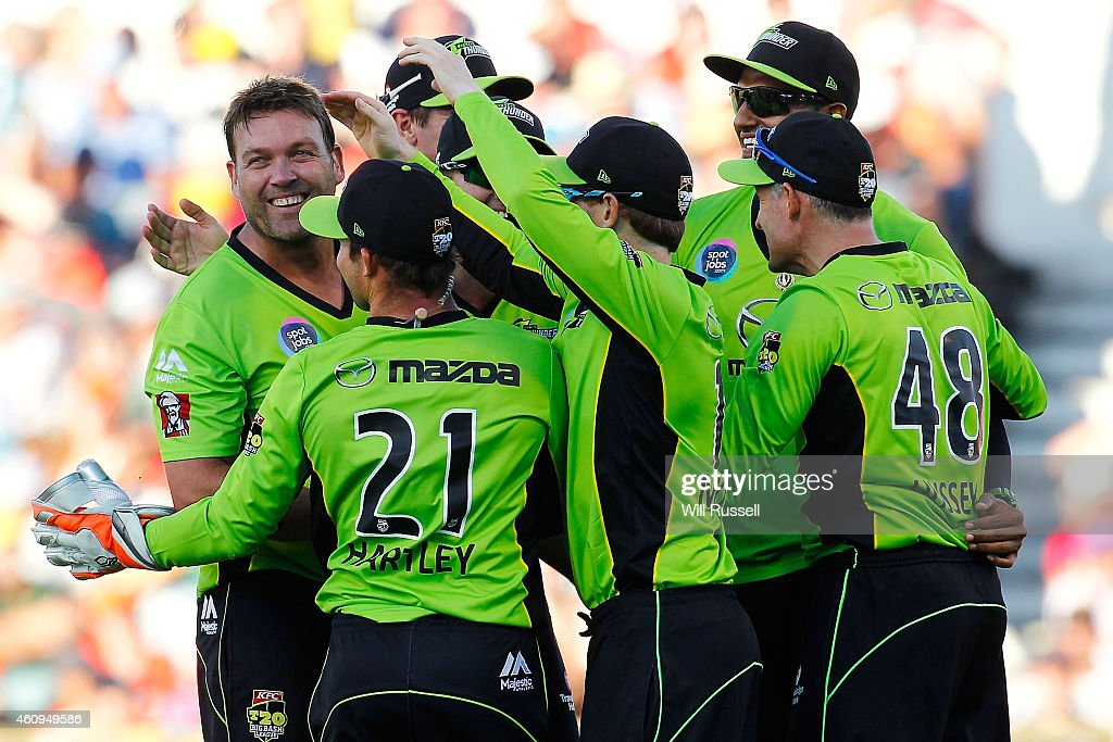 Big Bash League - Perth v Sydney